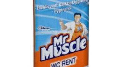 Sanitetsrengöring Mr Muscle Wc rent Marine