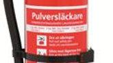 Brandsläckare Pulver 2 kg