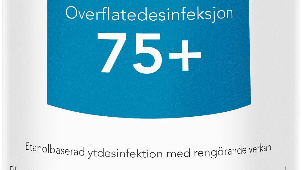 Ytdesinfektion Dax 75+, 1L