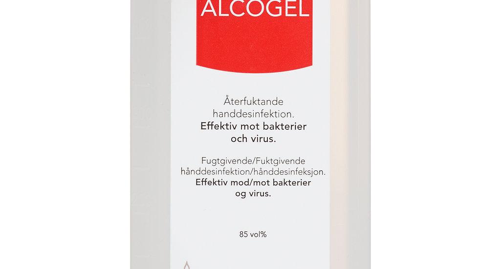 Handdesinfektion Alcogel Dax 85 600ml med pump