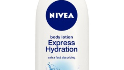 Hudlotion Nivea body lotion 250ml