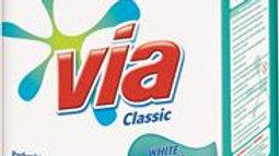 Tvättmedel Via professional sensitive oparf. vittvätt 8,32kg/fp