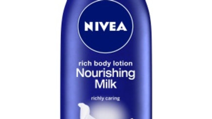 Hudlotion Nivea body milk 250ml
