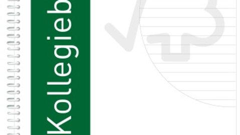 Kollegieblock A4 SE 60g linjerat