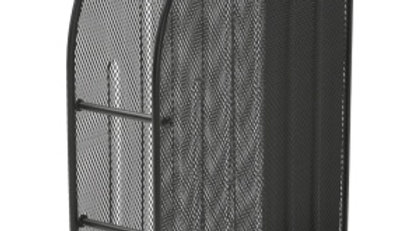 Tidskriftssamlare A4 svart 350 x 80 x 275 mm