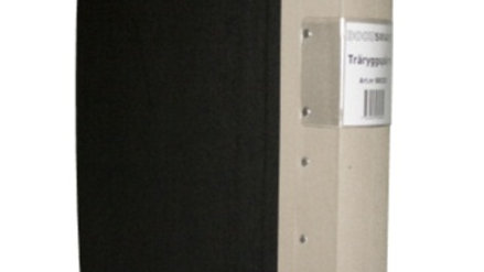 Pärm A4 grå 60mm trärygg