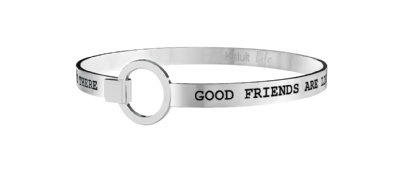 good friends are like....