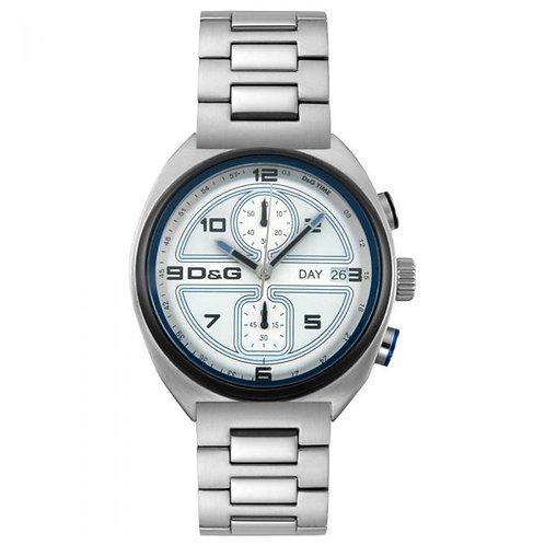 Cronografo D&G acciaio