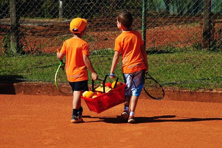 Amizade tênis