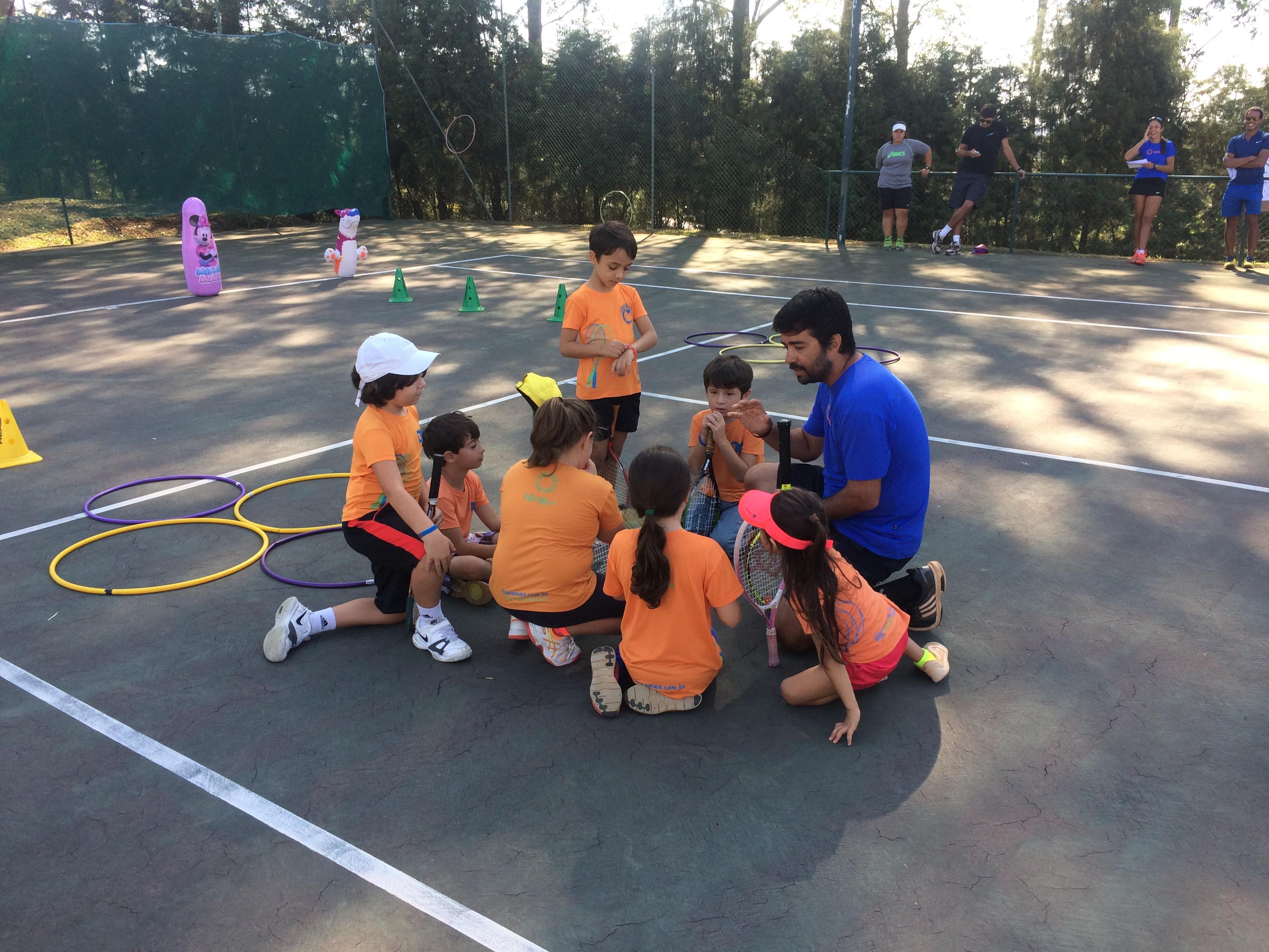 Paulo Carvalho tênis infantil