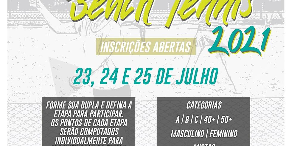 Ranking PCT Beach Tennis 2021