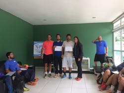 Clínica tênis