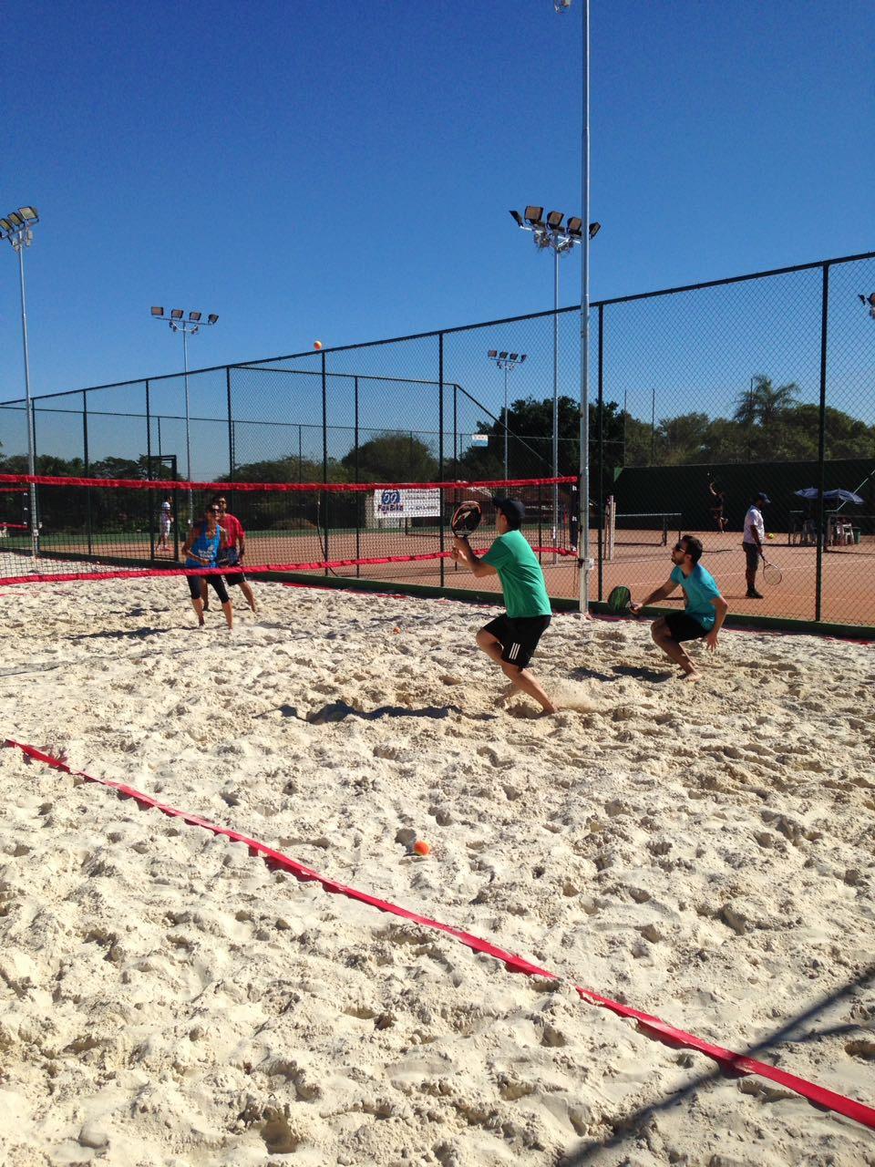 Rachão Beach Tennis