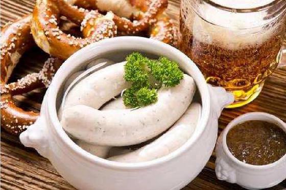 Завтрак по-баварски