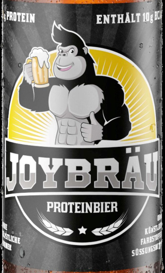 JoyBräu - пиво для качков