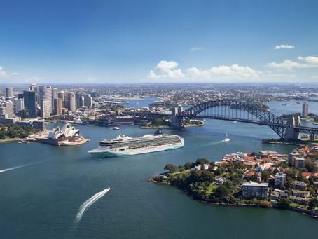 【挪威遊輪】2021年12月重返紐澳