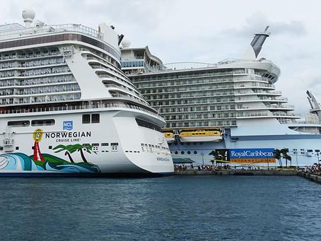 停航期間,船公司有多「燒錢」?