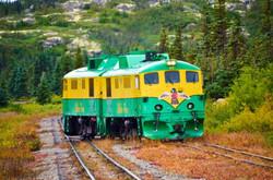 懷特隘口火車之旅