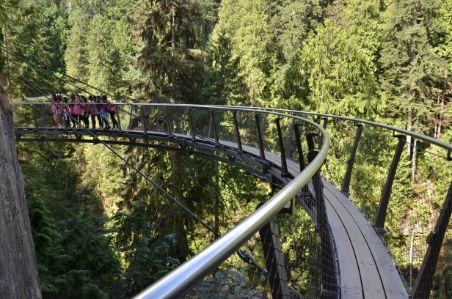卡皮拉諾吊橋公園