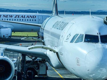 紐航公佈上半年國際航班安排