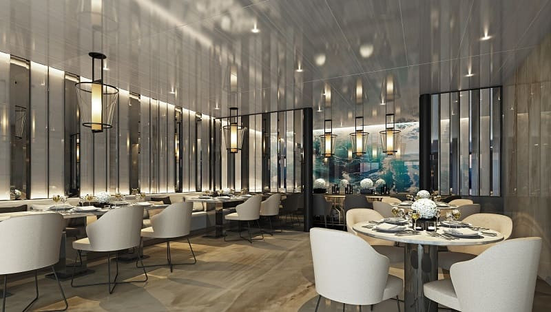 Scenic Eclipse - Elements Private Dining