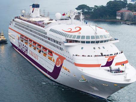 新東家破產,前 P&O 太平洋珍珠號將被拆除