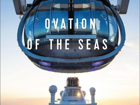 【正點看船】皇家加勒比海洋贊禮號 Ovation of the Seas