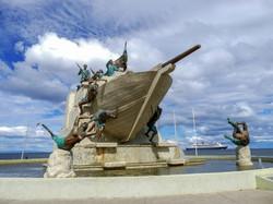 安庫德雙桅縱帆船船員紀念碑