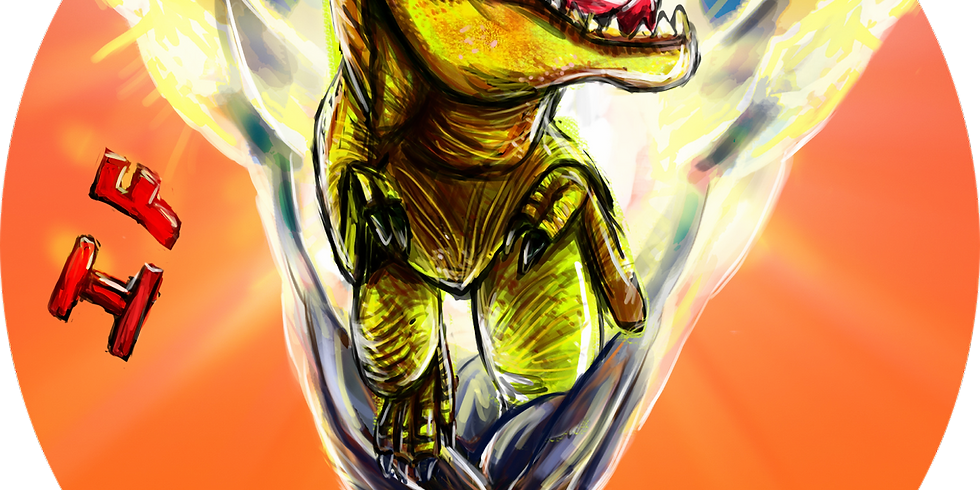 Why Tyrannosaurus But Not If? Evening Class series for parents