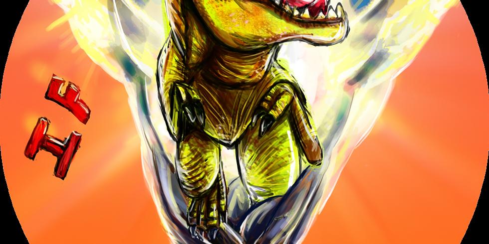 """Почему """"тираннозавр"""" но не """"если"""" – Обучение презентеров курса для родителей"""