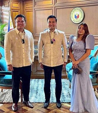 Rep. Duterte Mitubag Sa Mga Online Bashers Ni Kapitan January