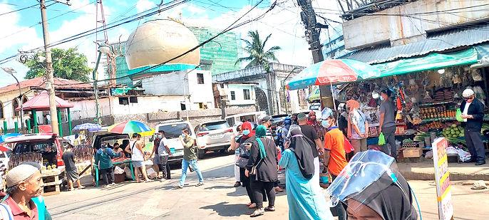 Muslim communities get needed aid