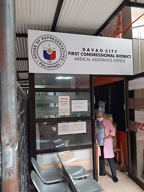 1st Congressional District Office relocates its Medical Assistance Desk at SPMC