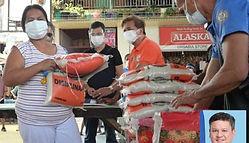 Nasunugan sa Davao, inayudahan ni Rep. Pulong Duterte