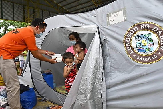 Matina Aplaya fire victims get immediate support from First Congressional District Office