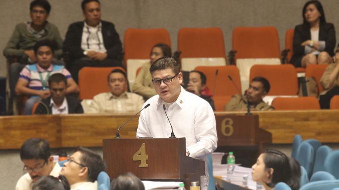 Pulong files bill renaming NAIA to Paliparang Pandaigdig ng Pilipinas