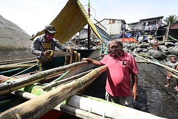 Over 2K Davao fisherfolk get aid