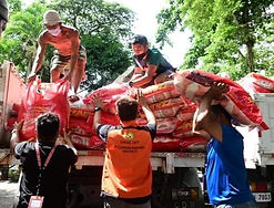 Davao fisherfolk receive assistance