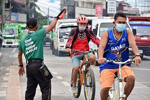 Rep. Duterte continues public service amid isolation