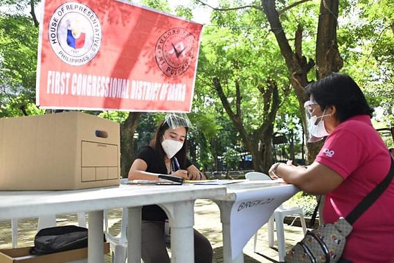 Support flows to Davao City's marginalized
