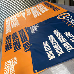 Lockwell Electrical Banners