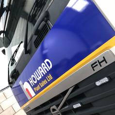 Howard Plant Sales Volvo Cab