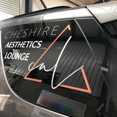 Cheshire Aesthetics Lounge