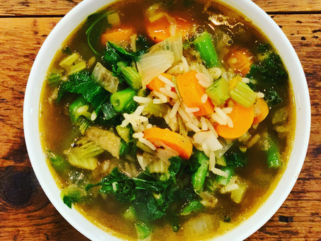 Vegan Soups for the Soul
