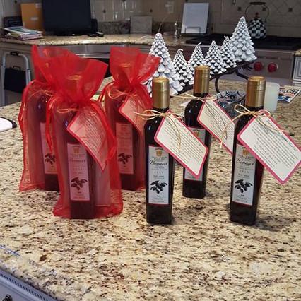 Bonacci EVOO Holiday Gifts
