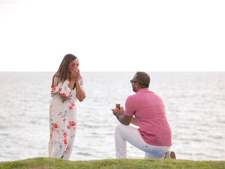 A Surprise Maui Proposal!