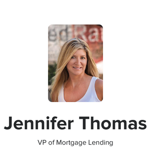 Maui Lender: Jennifer Thomas