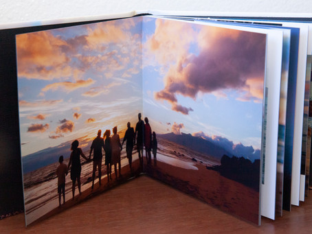 Save time & money with our NEW memory photo albums, professionally designed by Maui photographers!
