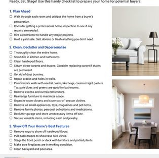 HOME STAGING PG. 1