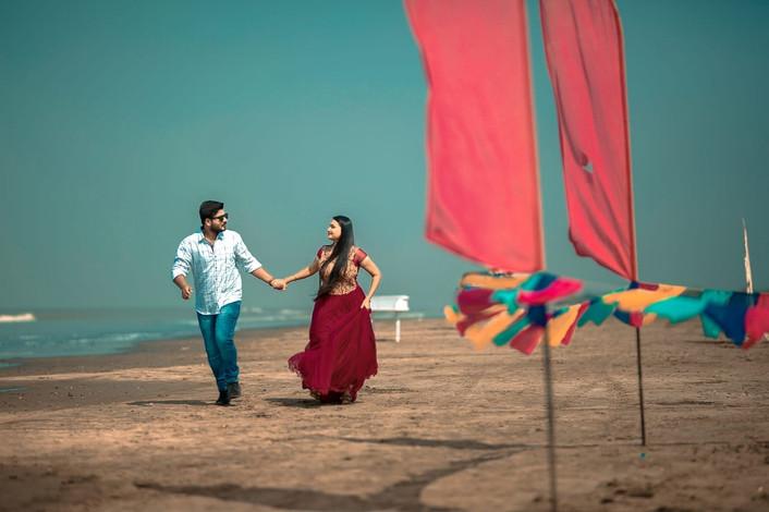 Mayur & Harshali